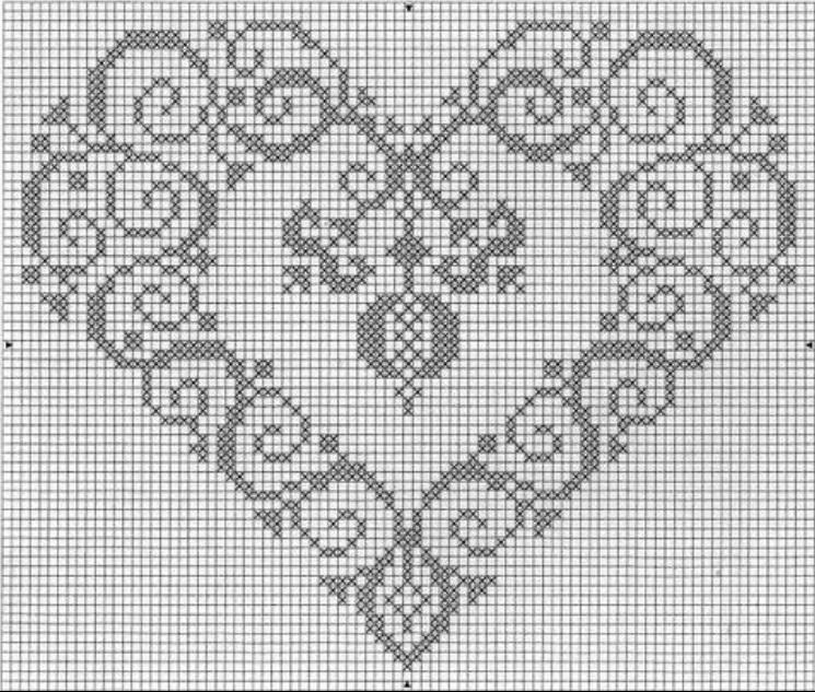 2000 схем для вязания спицами